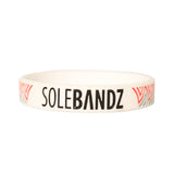 Buy the Solebandz White Infrared at Toby's Sports!