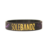 Buy the Solebandz Purple N Yellow at Toby's Sports!