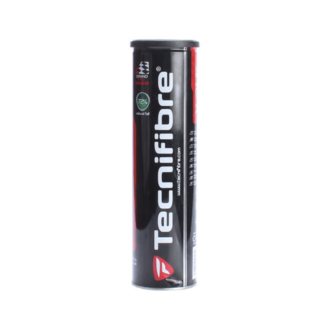Buy the Tecnifibre X-One 3 Balls at Toby's Sports!