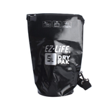 Buy the EZ life Dry Bag Black- 5L at Toby's Sports!