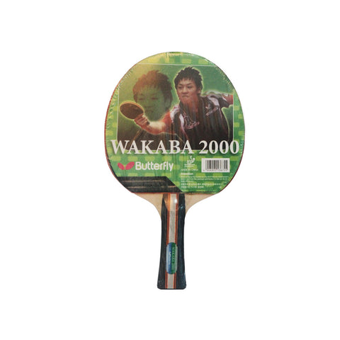 Butterfly Wakaba 2000 Table Tennis Racket | Toby's Sports