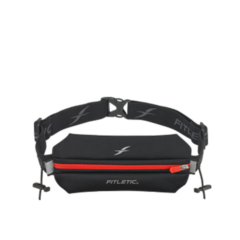 Fitletic Single Pouch Neoprene W/Race Number Holder