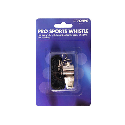 Toby's Pro Sports Whistle (Brass) | Toby's Sports