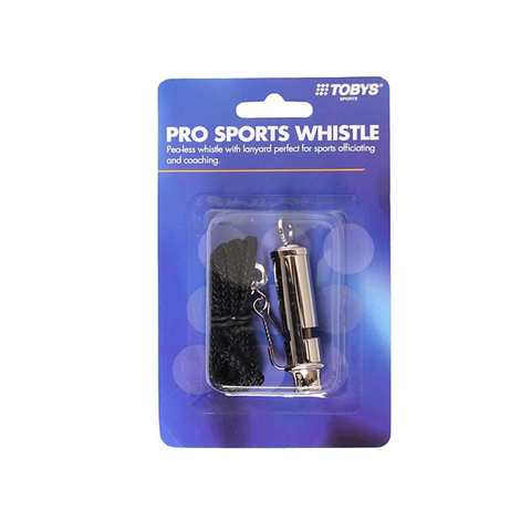 Toby's Pro Sports Whistle (Brass)