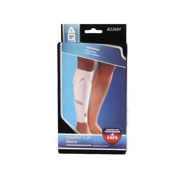 Buy the AQ Powerfit Calf Sleeve at Toby's Sports!