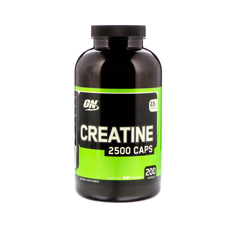 Optimum Nutrition Creatine 2500 Capsule