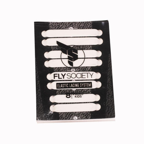 Fly Society Kids Silicone Laces