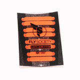 Fly Society Kids Silicone Laces | Toby's Sports