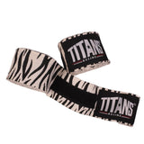 Titans Handwraps Animal Print