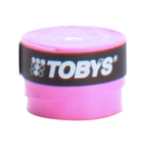 Buy the Toby's Overgrip-Pink at Toby's Sports!