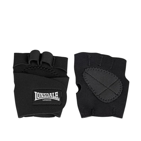 Lonsdale Weightlifting Gloves | Toby's Sports