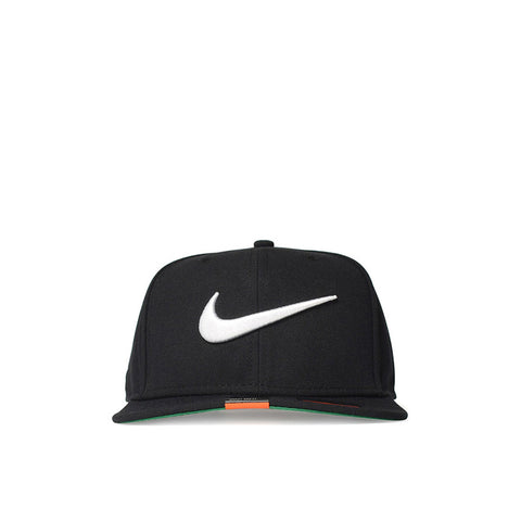 Buy the Nike Pro Swoosh Classic Cap-639534-011 at Toby's Sports!
