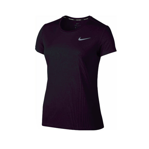 Nike Women's Breathe Rapid Top SS