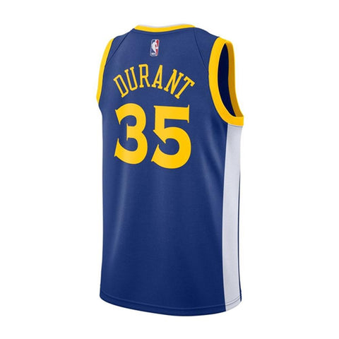 Nike Golden State Warriors Swingman Road Jersey - Kevin Durant