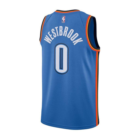 Nike Oklahoma City Thunders Swingman Road Jersey