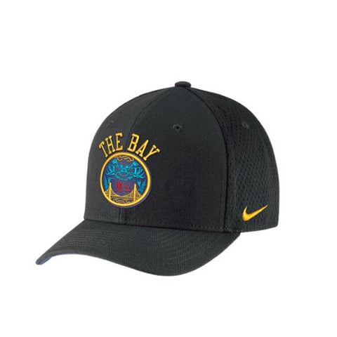 Nike Goldenstate Warriors Classic 99 City Edition Cap