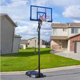 "Lifetime Shatter Proof 48"" Basketball Set 