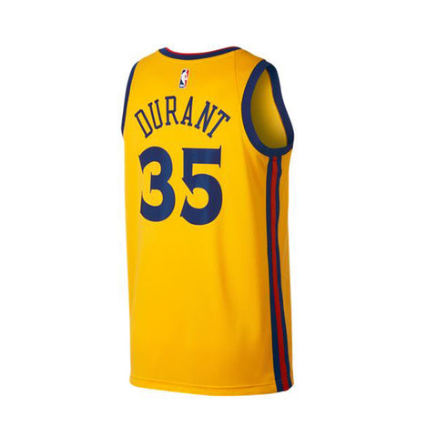 Nike Goldenstate Warriors City Edition Swingman Jersey