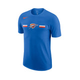 Nike AS Oklahoma City Thunder Dry Tee ES Logo Strikethrough