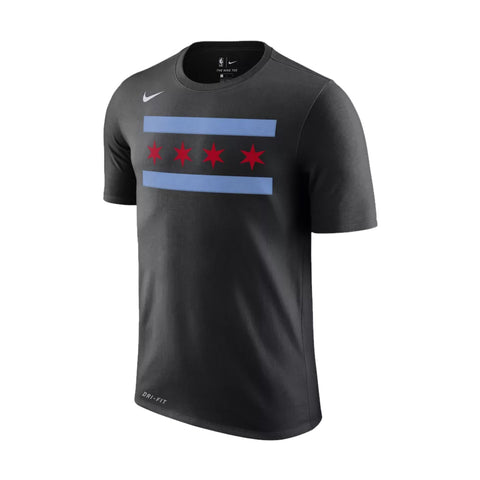 Nike AS Chicago Bulls City Edition Dry Tee