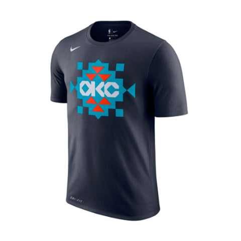 Nike AS Oklahoma City Thunder City Edition Dry Tee