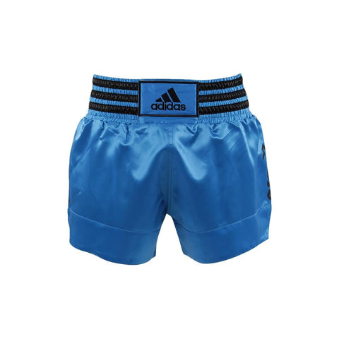 adidas Combat Thai Boxing Shorts-Blue