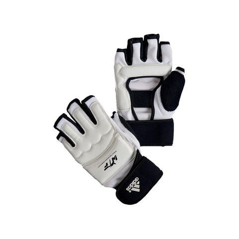 adidas Combat WTF Approved Taekwondo Gloves W/O Thumb