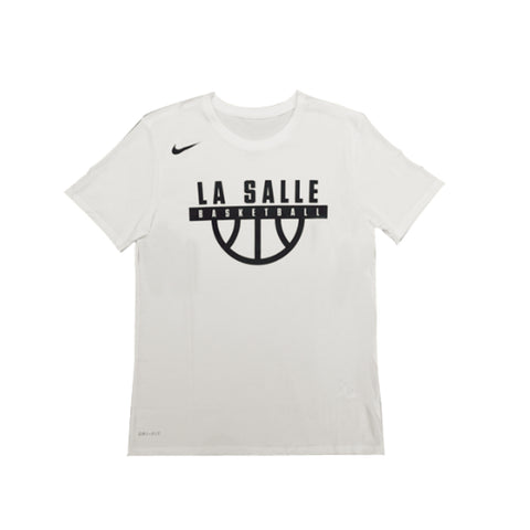 Nike Men's AS Dry Tee DF DLSU logo