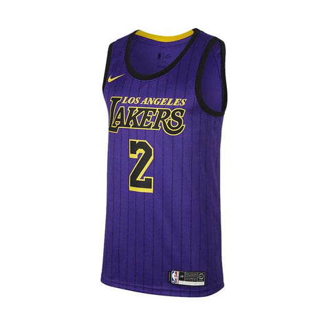 Nike Los Angeles Lakers City Edition Swingman Jersey 18