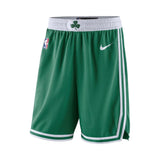 Nike Boston Celtics Swingman Road Shorts 18- Greeen/White