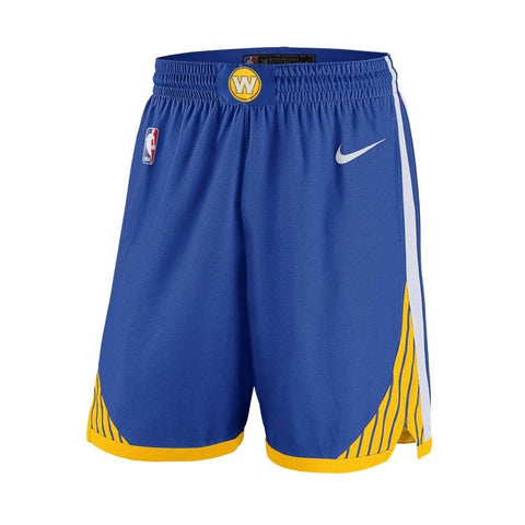 Nike Goldenstate Warriors Swingman Road Shorts 18 | Toby's Sports