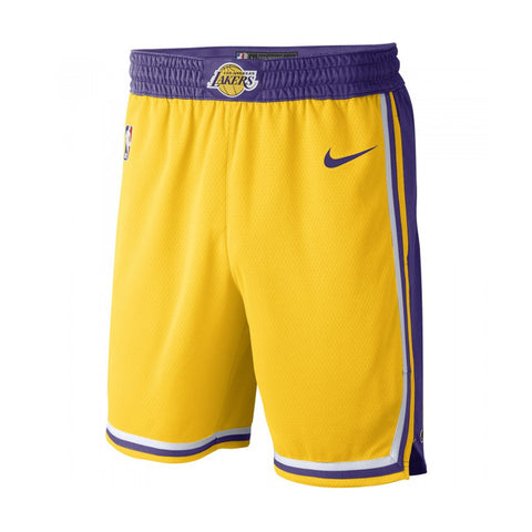 Nike Los Angeles Lakers Icon Edition Swingman Shorts
