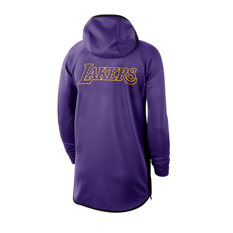 Los Angeles Lakers Nike Men's Therma Flex Showtime