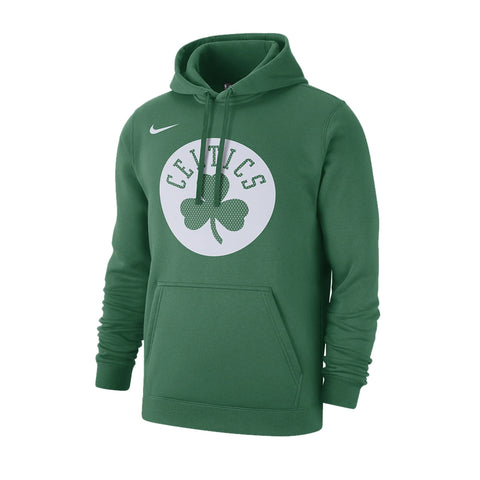 Nike Men's AS Boston Celtics Pullover Fleece Hoodie