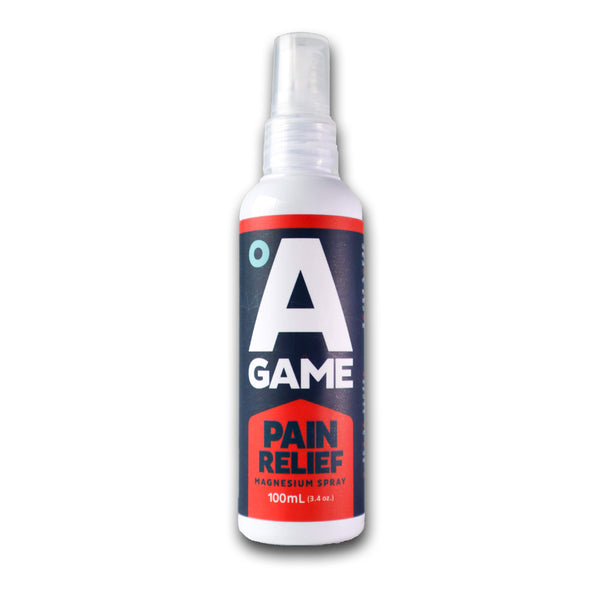 A Game Pain Relief Magnesium Spray 100 ML