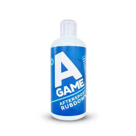 A Game Aftersport Rubdown 300ml