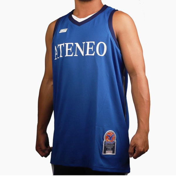 Universidad  Plain Ateneo Cleave Jersey | Toby's Sports