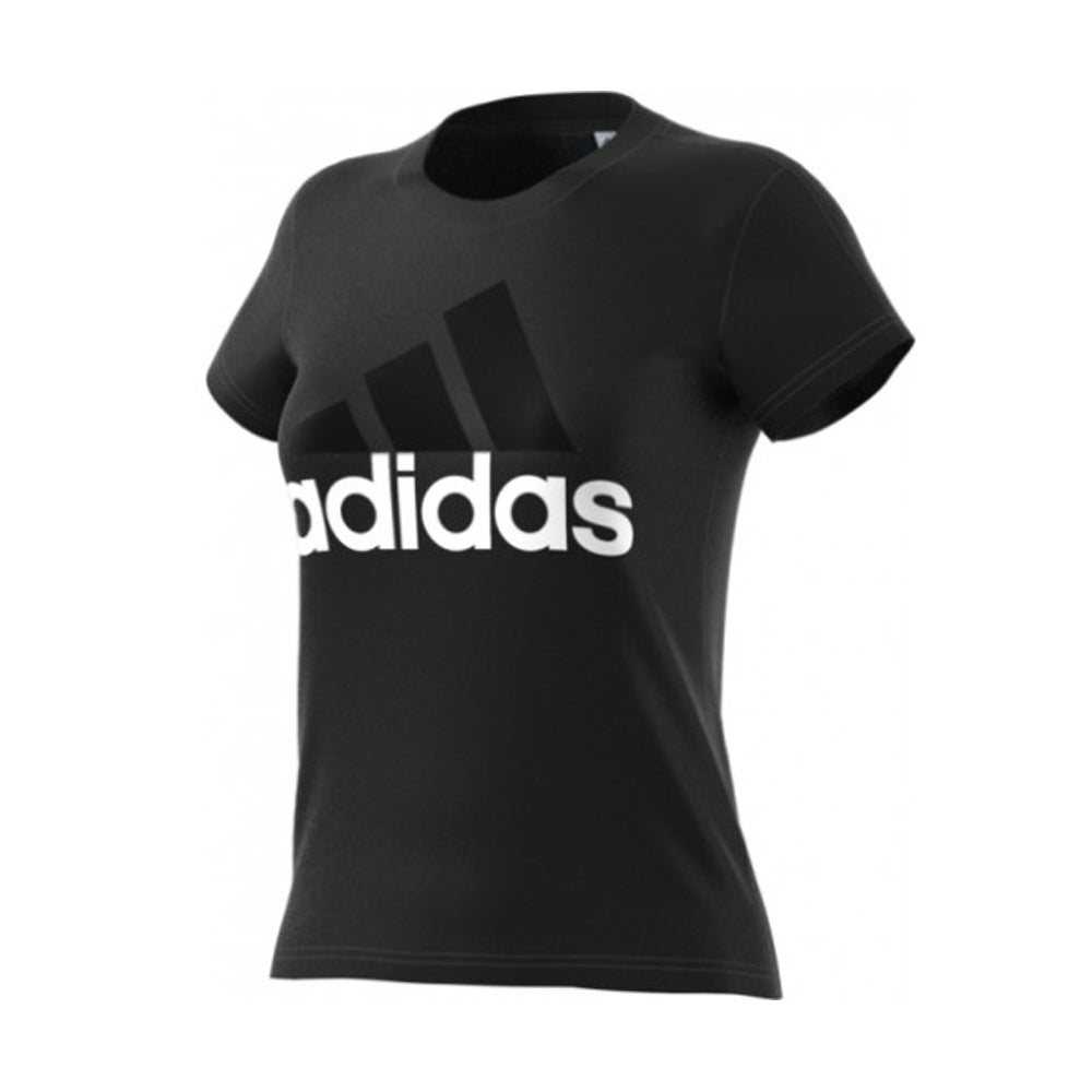 adidas Women s Essentials Linear Slim Tee f285a9d601e
