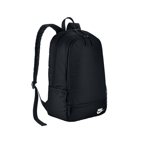 Buy the Nike Classic North Solid Backpack-BA5274-010 at Toby's Sports!
