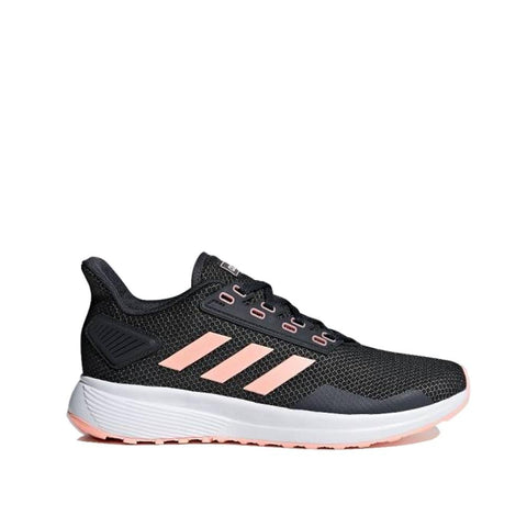 adidas Women's Duramo 9-Dark Grey/Pink