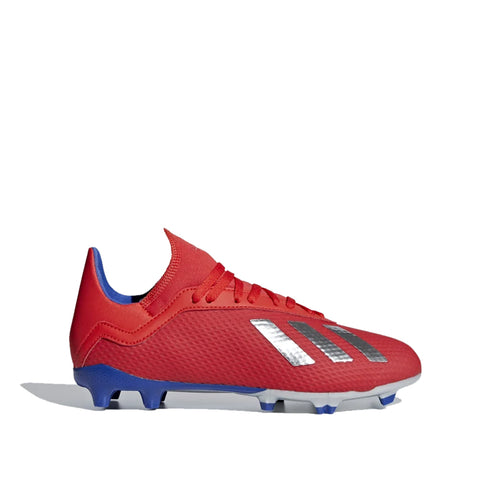 ADIDAS KIDS X 18.3 FIRM GROUND BOOTS
