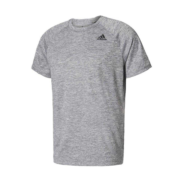 adidas Men's D2M Heathered Tee