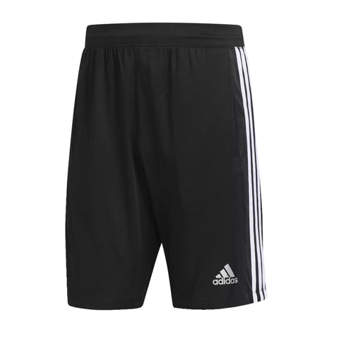adidas Men's D2M 3-Stripes Shorts