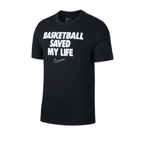 "Nike Men's Dri-FIT ""My Life"" Basketball T-Shirt"