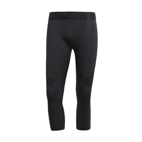adidas Men's Alphaskin 3/4 Sports Tights | Toby's Sports