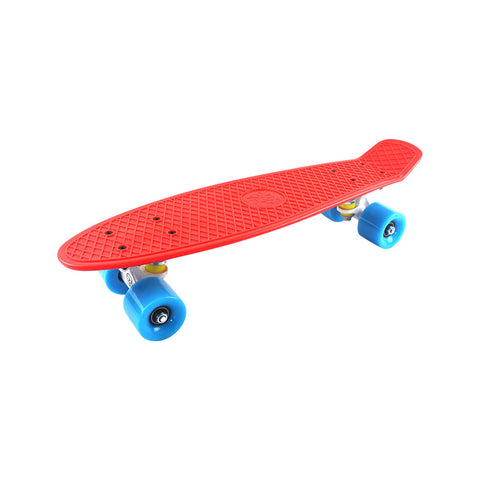 Chaser Cruiser Red Skateboard