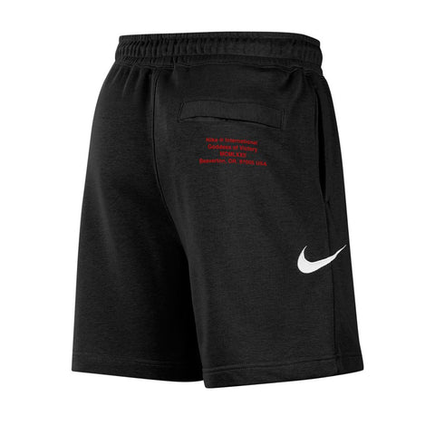 Nike Men's Sportswear Swoosh French Terry Shorts