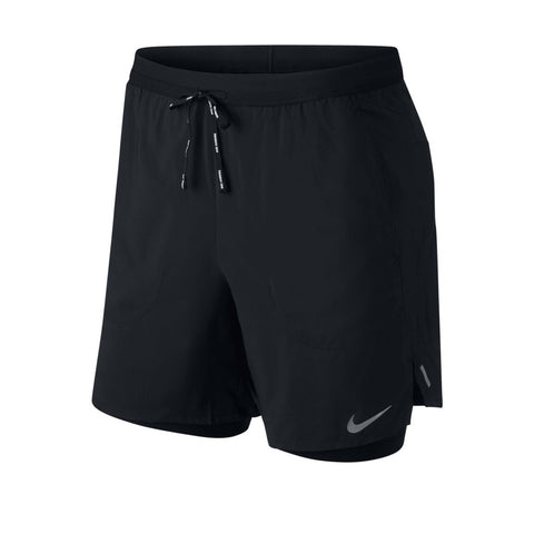"Nike Men's Flex Stride 7"" 2-In-1 Running Shorts"
