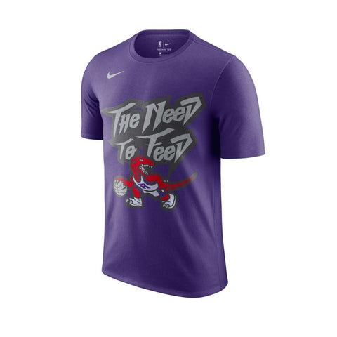 Nike Men's Toronto Raptors Classic Edition T-Shirt