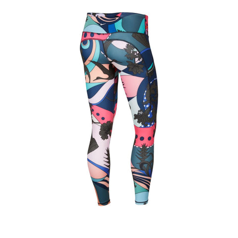 Nike Women's Epic Luxe Icon Clash Printed Running Tights